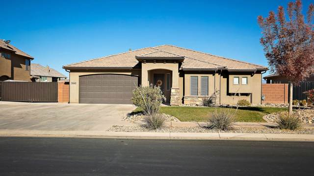2641 E 3330 S, St George, UT 84790 (MLS #19-208783) :: Red Stone Realty Team
