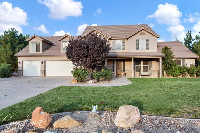 8375 N Diamond Valley, St George, UT 84770 (MLS #19-208814) :: Red Stone Realty Team