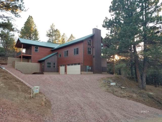 1400 W Elk Ridge Dr, Duck Creek, UT 84762 (#19-208824) :: Red Sign Team