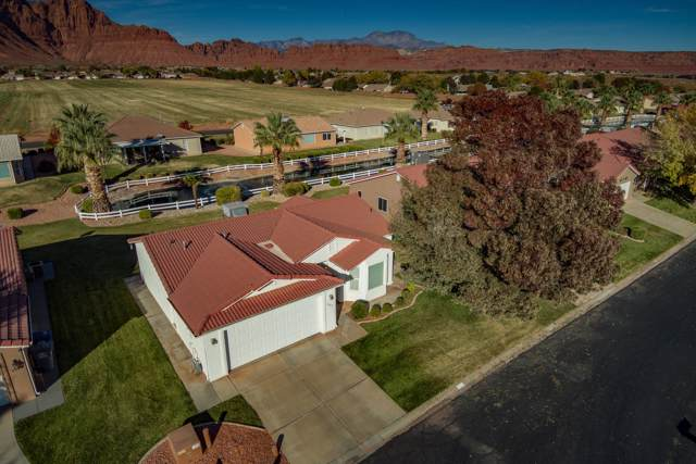 423 E Majestic Drive, Ivins, UT 84738 (#19-208831) :: Red Sign Team
