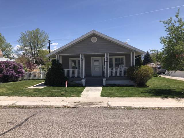 110 N 100 W, Milford, UT 84751 (MLS #19-208835) :: Remax First Realty