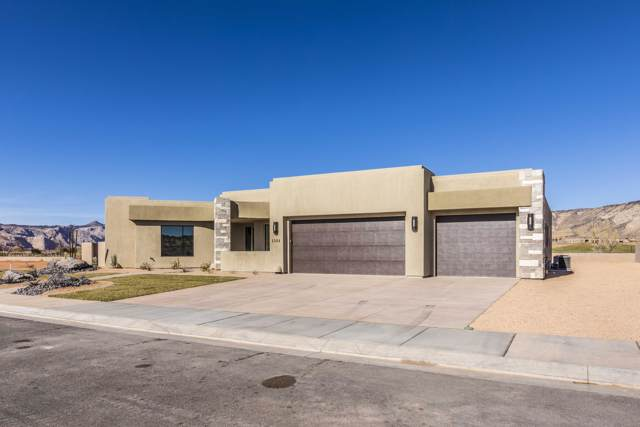 1504 Canyon Tree Dr, St George, UT 84770 (MLS #19-208836) :: The Real Estate Collective
