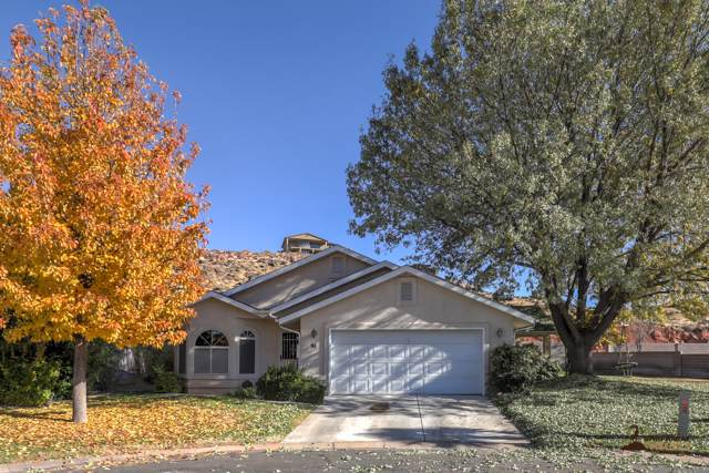 710 S Indian Hills Dr #91, St George, UT 84770 (MLS #19-208844) :: The Real Estate Collective