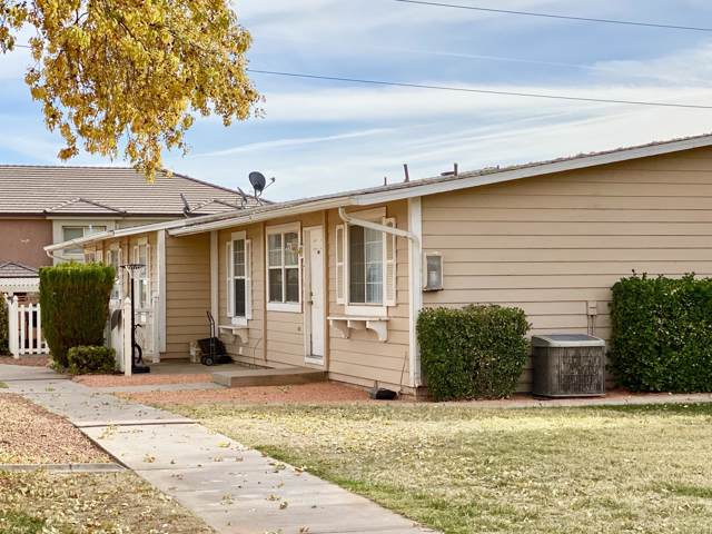 600 N 2450 E #1204, St George, UT 84790 (MLS #19-208848) :: The Real Estate Collective