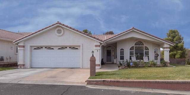 2045 S 1400 E #3, St George, UT 84790 (MLS #19-208859) :: The Real Estate Collective