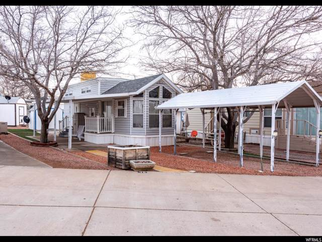 150 N 3700 W #76, Hurricane, UT 84737 (MLS #19-208877) :: Remax First Realty