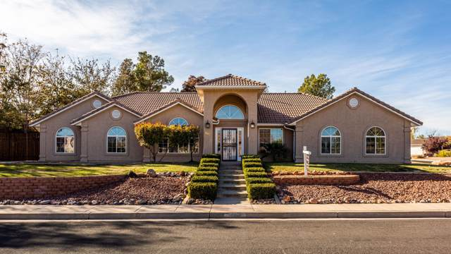 682 S 160 E, Ivins, UT 84738 (MLS #19-208879) :: Remax First Realty