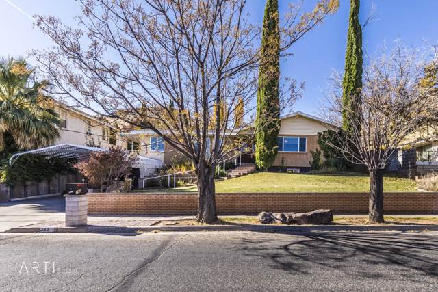 393 N Donlee Dr, St George, UT 84770 (MLS #19-208885) :: The Real Estate Collective