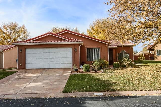 532 S Fiesta Dr, Ivins, UT 84738 (MLS #19-208887) :: Remax First Realty