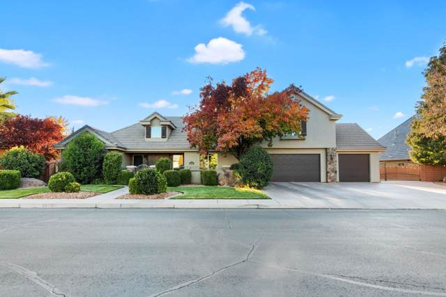 2478 E Springs Dr, St George, UT 84790 (MLS #19-208889) :: Remax First Realty
