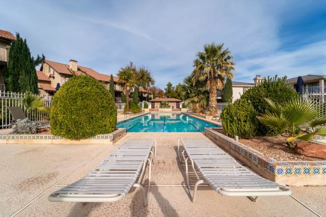860 S Village #Y-6, St George, UT 84770 (MLS #19-208896) :: Diamond Group