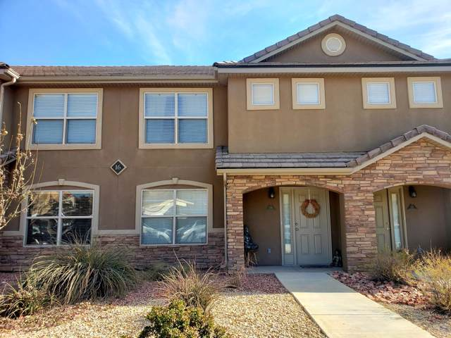 3155 S Hidden Valley #150, St George, UT 84790 (MLS #19-208900) :: Diamond Group