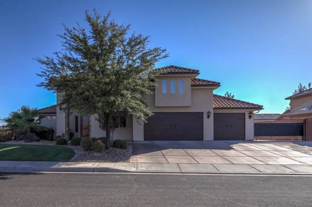1925 W 430 Cir, St George, UT 84770 (MLS #19-208907) :: Remax First Realty