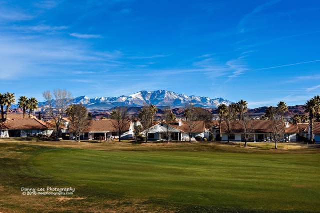 2240 W Sunbrook #7, St George, UT 84770 (MLS #19-208911) :: Diamond Group