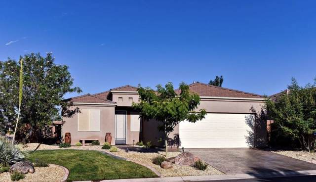 576 S 675 E, Ivins, UT 84738 (MLS #19-208914) :: Remax First Realty