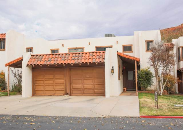 776 Diagonal #35, St George, UT 84770 (MLS #19-208950) :: Team SURGE @ KW St. George