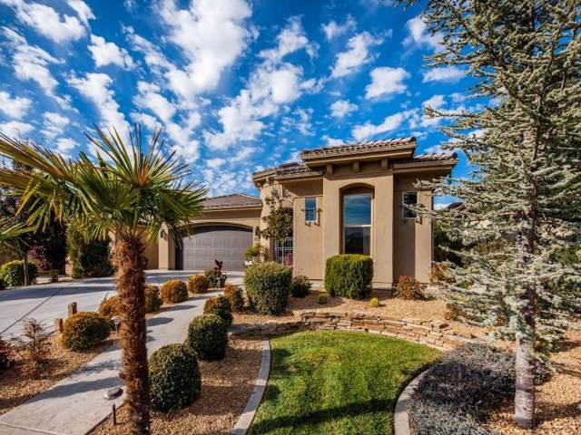 654 Alienta Dr, St George, UT 84770 (MLS #19-208962) :: Diamond Group