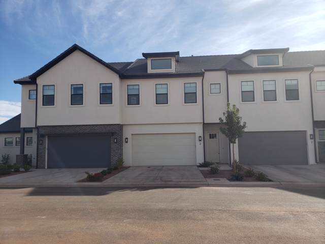 2600 Ocotillo Way #18, Santa Clara, UT 84765 (MLS #19-208969) :: Diamond Group