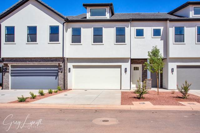 2600 Ocotillo Way #25, Santa Clara, UT 84765 (MLS #19-208986) :: Diamond Group