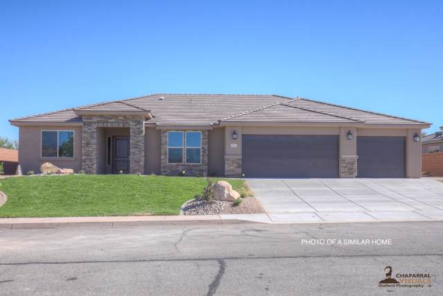 65 N Apex Ln Lot 13, Ivins, UT 84738 (MLS #19-208998) :: The Real Estate Collective