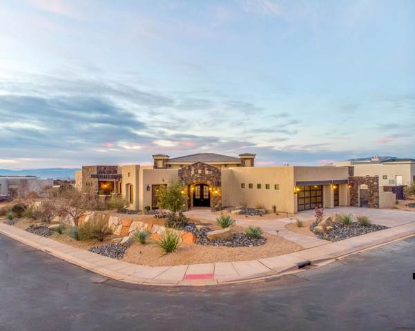 2203 W Mantua, St George, UT 84770 (MLS #19-209002) :: The Real Estate Collective