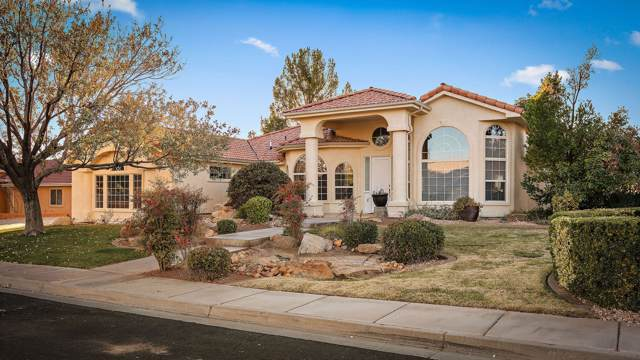 3736 S 1700 W, St George, UT 84790 (MLS #19-209010) :: Remax First Realty