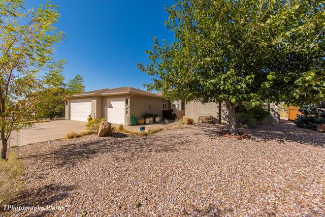 564 Homestead Dr W, Dammeron Valley, UT 84783 (MLS #19-209094) :: The Real Estate Collective