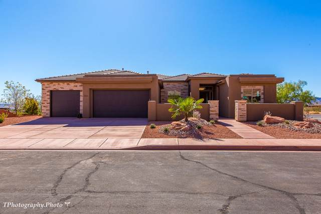 366 E 250 N, Ivins, UT 84738 (MLS #19-209101) :: St George Team