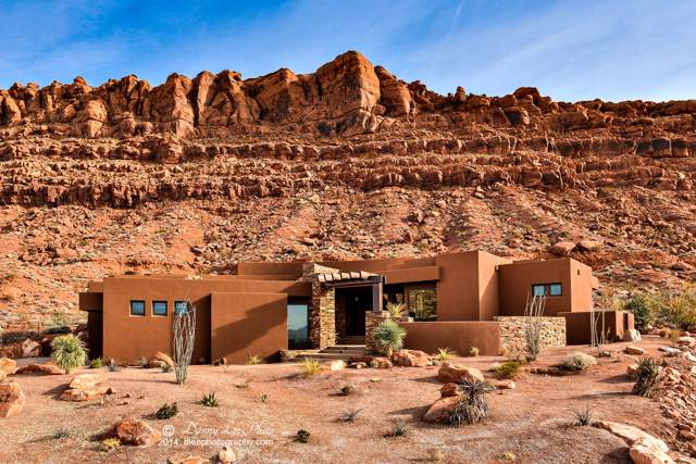 2162 W Entrada Trail, St George, UT 84770 (MLS #19-209109) :: Remax First Realty