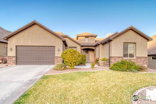 1814 W 680 S, St George, UT 84770 (MLS #19-209125) :: St George Team