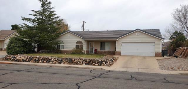 840 N 100 W, Hurricane, UT 84737 (MLS #19-209126) :: St George Team