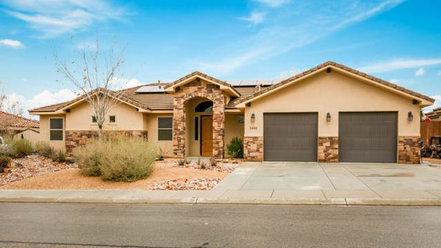 3448 W 250 N, Hurricane, UT 84737 (MLS #19-209128) :: St George Team
