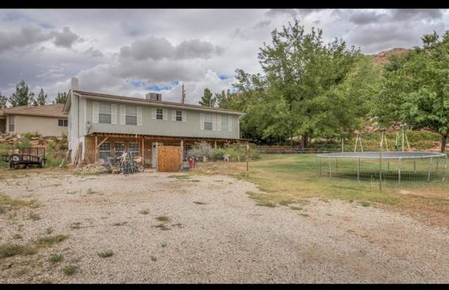 75 E Old Church, Toquerville, UT 84774 (MLS #19-209158) :: Team SURGE @ KW St. George
