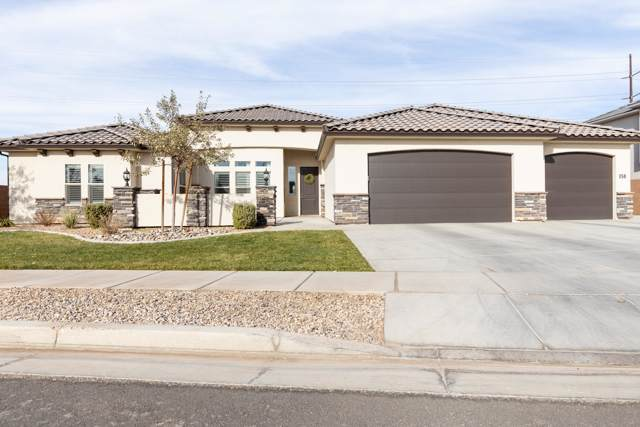 150 W Chester Field Dr Dr, Washington, UT 84780 (MLS #19-209172) :: St George Team
