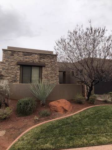 2139 W Cougar Rock #137, St George, UT 84770 (MLS #19-209175) :: Remax First Realty