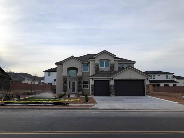 2760 E Crimson Ridge Dr, St George, UT 84790 (MLS #19-209225) :: The Real Estate Collective