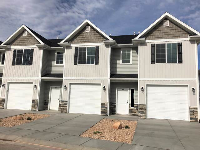 404 W 1325 N #J-5, Cedar City, UT 84721 (MLS #19-209230) :: The Real Estate Collective