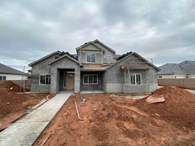 2845 E 1140 S, St George, UT 84790 (MLS #19-209236) :: Remax First Realty