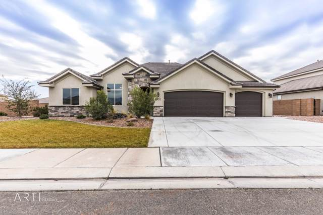 2932 E 1880 S, St George, UT 84770 (MLS #19-209241) :: Remax First Realty