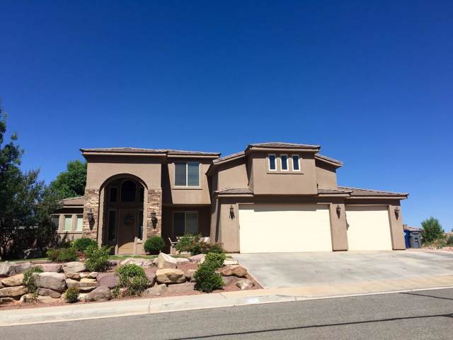 195 N 1240 W, St George, UT 84770 (MLS #19-209257) :: Red Stone Realty Team
