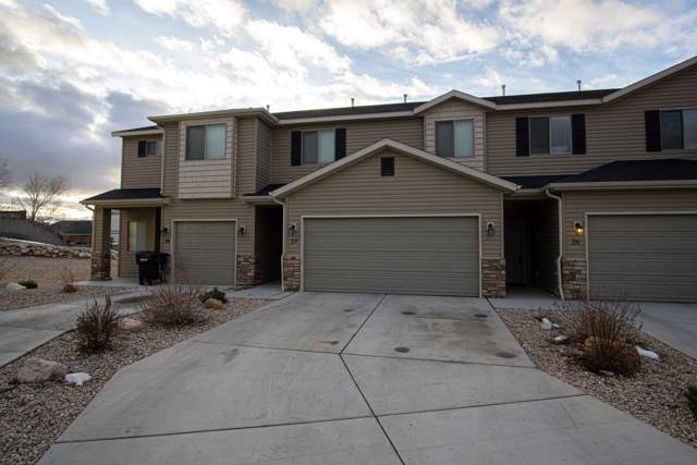 1677 N Main #27, Cedar City, UT 84721 (MLS #19-209261) :: The Real Estate Collective