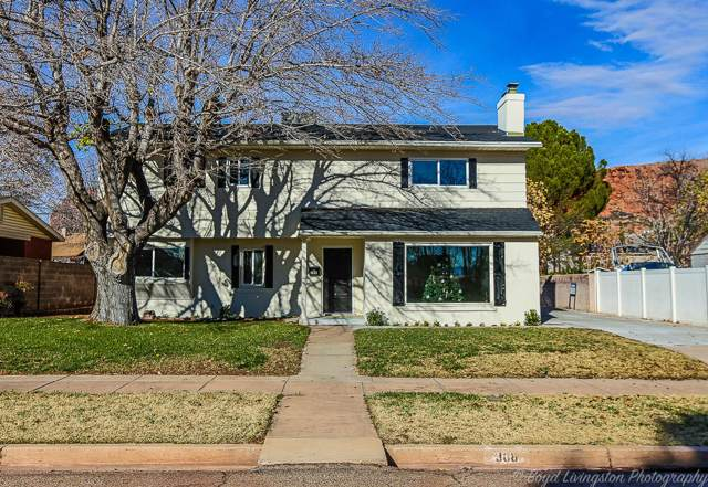 366 W 300 N, St George, UT 84770 (MLS #19-209300) :: The Real Estate Collective