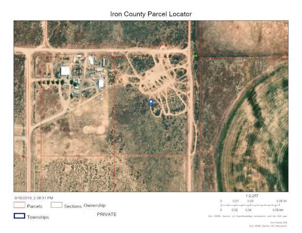 Lot 1 Blk G - Sky View Subdivision, Cedar City, UT 84721 (MLS #19-209309) :: Diamond Group