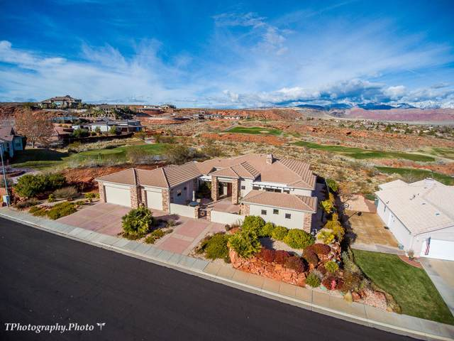 1270 W Tee Loop Dr, Washington, UT 84780 (MLS #19-209326) :: Diamond Group