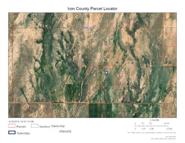 79 Ac N Of Sewer Plant, Cedar City, UT 84721 (MLS #19-209329) :: Diamond Group