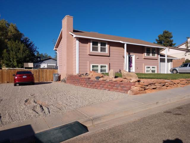 1340 W 450 N, St George, UT 84770 (MLS #19-209334) :: Platinum Real Estate Professionals PLLC