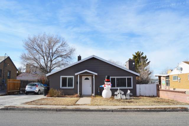 215 N 400 W, Cedar City, UT 84721 (MLS #19-209336) :: Remax First Realty