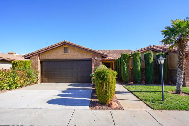 614 Ridge Rim Way, St George, UT 84770 (MLS #19-209338) :: Platinum Real Estate Professionals PLLC