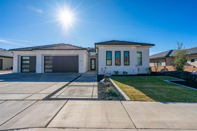 839 W Sunset Mesa Dr, Washington, UT 84780 (MLS #19-209343) :: Remax First Realty