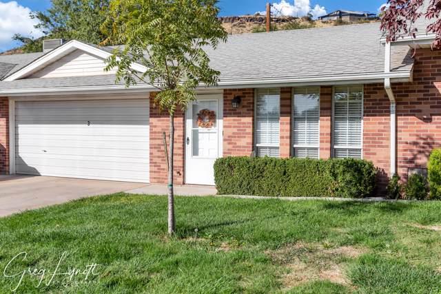 156 W 500 S #3, St George, UT 84770 (MLS #19-209361) :: Platinum Real Estate Professionals PLLC